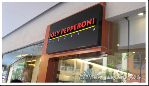 Joey Pepperoni MOA