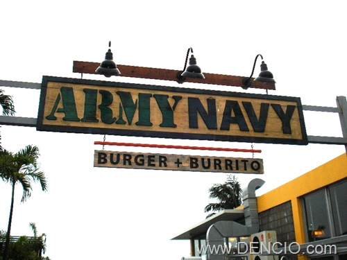 Photo of Army Navy | Burger + Burrito