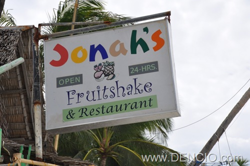 Photo of Jonah's Boracay, More than just FruitShakes!