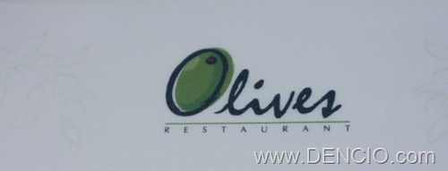 Photo of Lunch at Olives Restaurant | Thunderbird Poro Point Dining