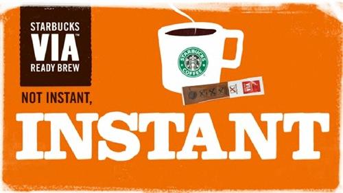 Photo of I Won The Starbucks VIA Challenge!