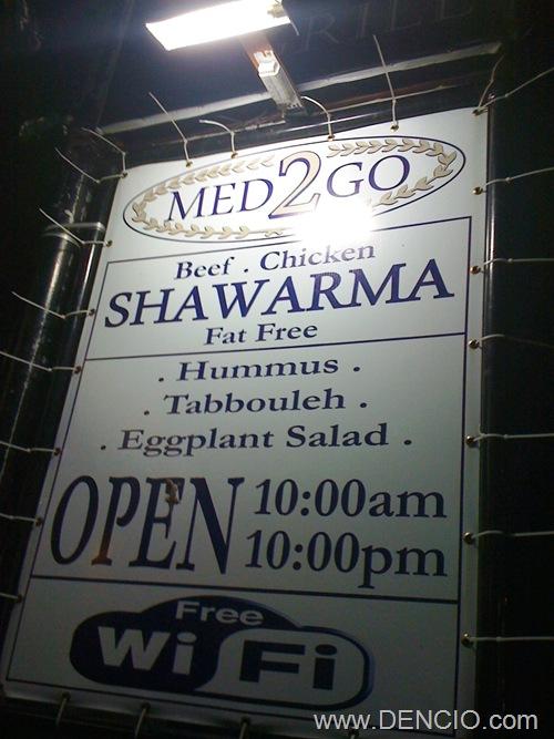 Photo of Med2Go Shawarma BF Homes