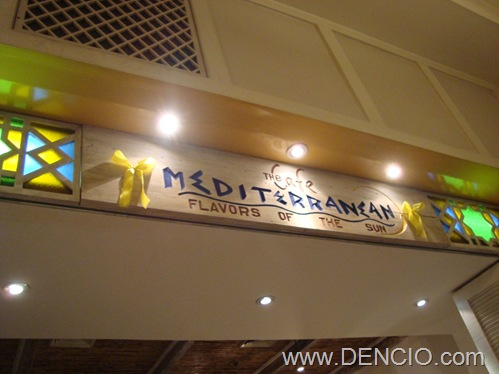 Photo of Lunch at Café Mediterranean