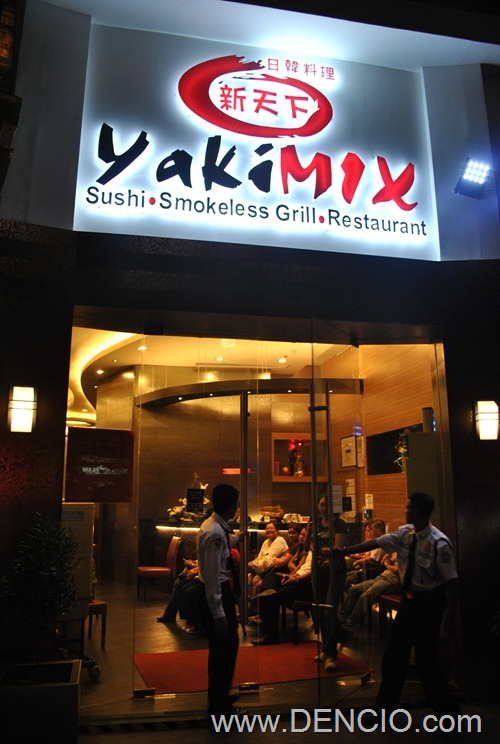 Photo of Eat All You Can at YAKIMIX Greenbelt!