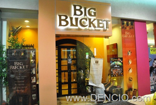Big Bucket Foot Spa7