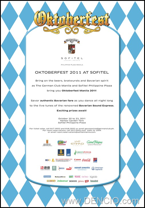 Photo of Sofitel Manila's Ultimate Oktoberfest Celebration!