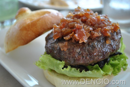 Photo of Acacia Hotel's Foie Gras Burger