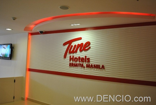 Photo of Tune Hotels Manila