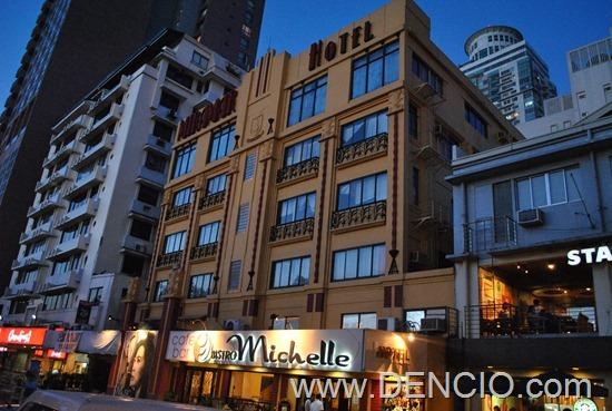 Photo of (New) Miramar Hotel Manila