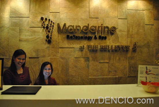Photo of Mandarine Reflexology and Spa at the Bellevue Hotel Manila