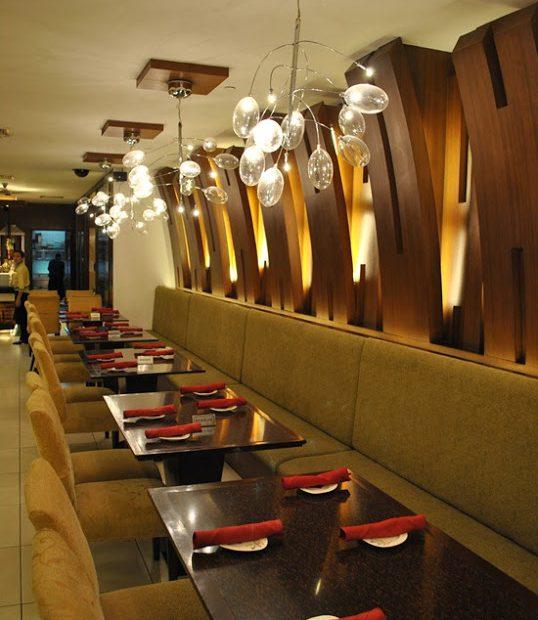 Season's Café at the Manila Pavilion Hotel