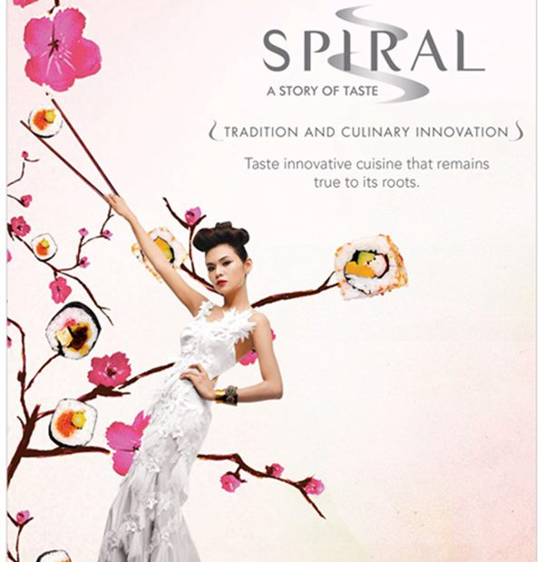 Visa Promo for Spiral Buffet