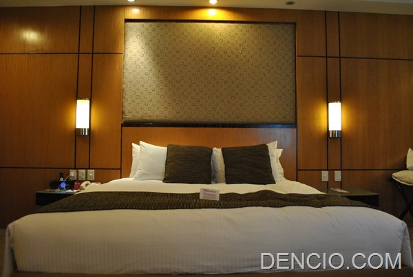 Photo of My Staycation at Crowne Plaza Manila Galleria