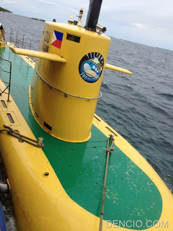 Photo of Cebu Yellow Submarine: My First Ever Submarine Ride!