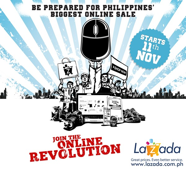 Photo of Lazada's Biggest Online Sale of the Year! Up to 70% Off!