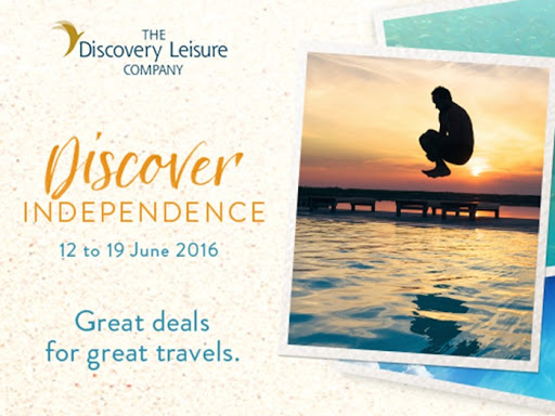 Photo of Luxury Travel for Less! Discovery Group's Independence Day Sale 2016
