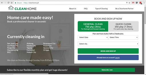 Photo of CLEANHOME.PH Review