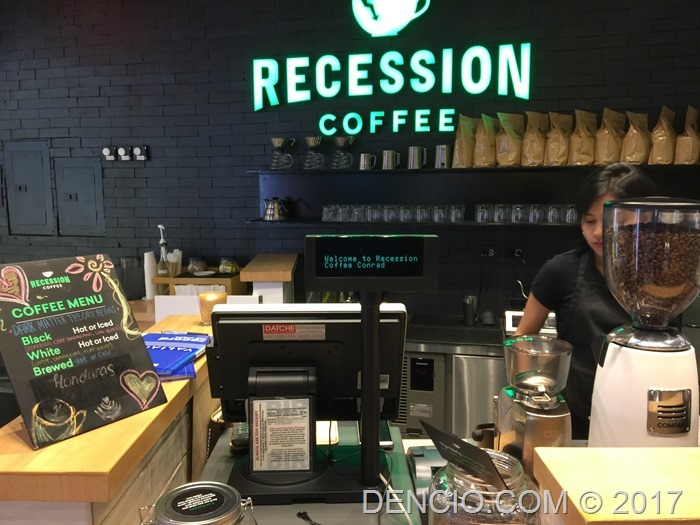 Photo of My Recession Coffee Experience