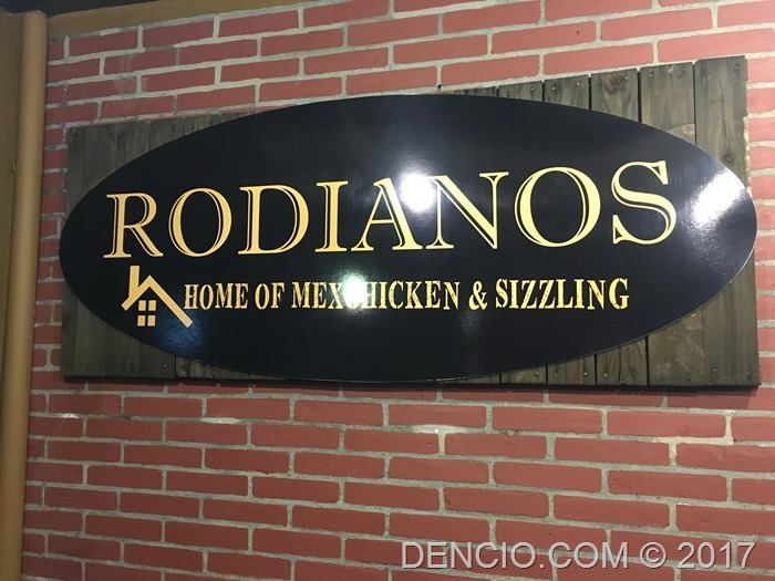 Photo of Rodianos Mexchicken and Sizzling BF Resort Review